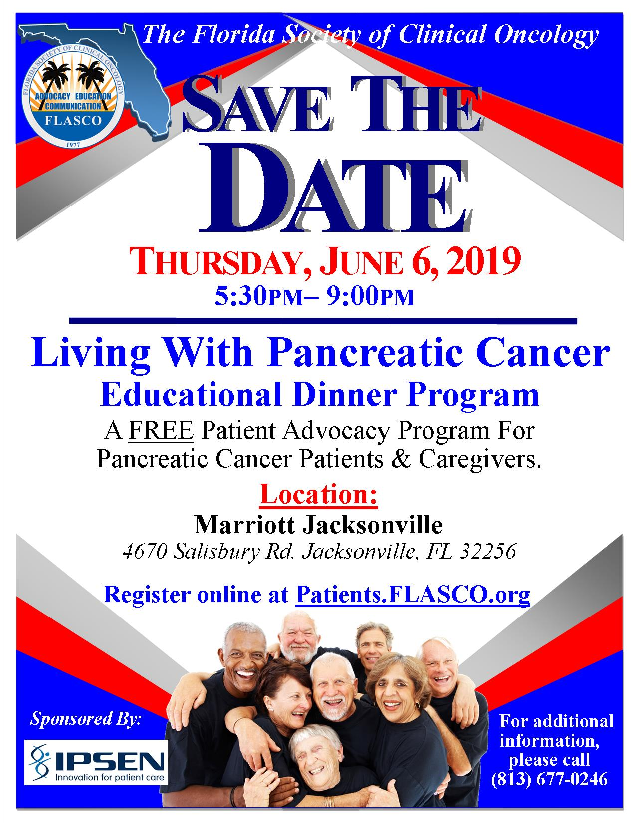 Save The Date -Pancreatic